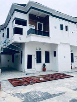Serviced 4 Bedroom Semi Detached  Duplex, Chevron Toll Gate, Lekki, Lagos, Semi-detached Duplex for Sale