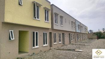 Affordable 3 Bedroom Duplex with Bq, Marshy Hill Estate, Ado, Ajah, Lagos, Terraced Duplex for Sale