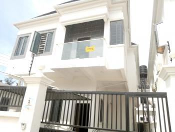 Nicely Finished Brand New 5 Bedroom Fully Detached Duplex with a Bq, Chevron, Lekki, Lagos, Detached Duplex for Rent
