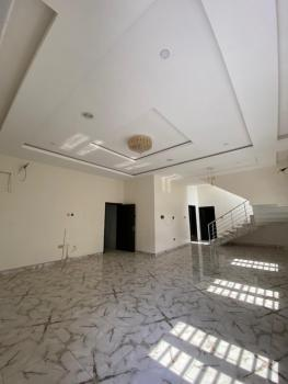 Tastefully Finished Brand New 5 Bedroom Fully Detached Duplex with a Bq, Chevron, Lekki, Lagos, Detached Duplex for Rent