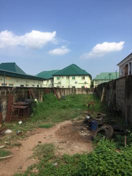 Dry Half Plot of Land Fenced Round with Gate, Off Lagos Ibadan Express Way Near Arepo, Ojodu, Lagos, Residential Land for Sale