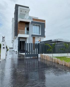 Contemporary 5 Bedroom Fully Detached Duplex with Swimming Pool, Pinnock Beach Estate,osapa London, Osapa, Lekki, Lagos, Detached Duplex for Sale