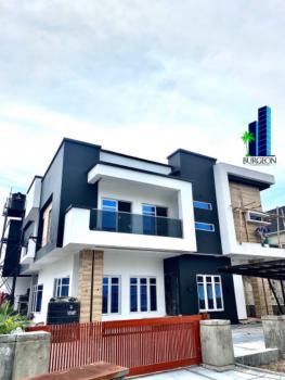 Luxurious 5 Bedrooms +1bq Fully Detached Duplex, Chevron Axis, Lafiaji, Lekki, Lagos, Detached Duplex for Sale