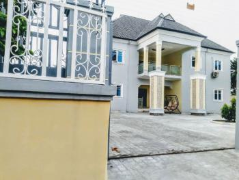 Luxury 6 Bedroom Duplex Seating on Two Plots, Obiwali Road Obioakpor Port Harcourt, Obio-akpor, Rivers, House for Sale