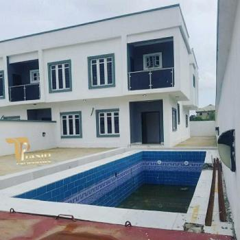 4 Bedroom Semi Detached with Swimming Pool, Ajah, Lagos, Semi-detached Duplex for Sale