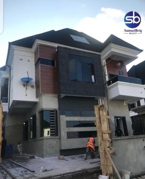 4 Bedroom Semi Detached Duplex with Solar Power, Inverter, Dstv, Chevron, Lekki Phase 1, Lekki, Lagos, Semi-detached Duplex for Sale