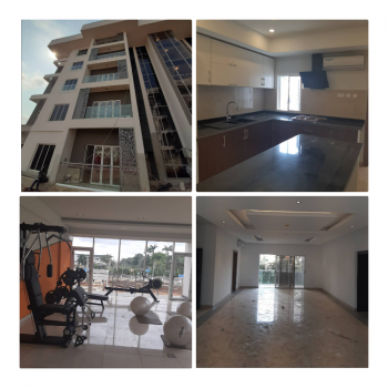 Brand New 20 Units 3 Bedroom Service and Luxury Flat with Bq, Ikeja Gra, Ikeja, Lagos, Flat for Rent