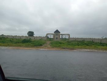 Estate Land, 3minutes Away From Dangote Seaport, Eleko, Ibeju Lekki, Lagos, Residential Land for Sale