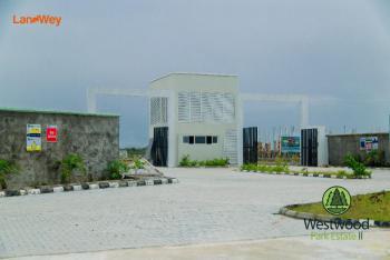 Estate Land, Behind Shoprite Ten Minutes Away From Lekki Phase Two Estate, Ajah, Lagos, Residential Land for Sale