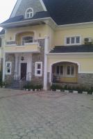 A Tastefully Finished, Serviced And Brand New 5 Bedroom Terrace Duplex With 1 Bedroom Boys Quarters, , Jabi, Abuja, 5 Bedroom, 6 Toilets, 5 Baths House For Rent