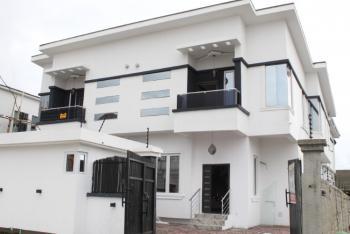Luxury 4 Bedroom Semi-detached Duplex with a Room Bq Inside an Estate, Lekki Palm Beach Estate Ado Road Near Ajah Bridge, Ado, Ajah, Lagos, Semi-detached Duplex for Sale