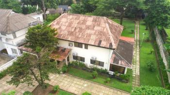 a Colonial-looking Detached House on 4,400 Square Meters, Gerrard Road, Old Ikoyi, Ikoyi, Lagos, Mixed-use Land for Sale