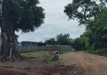 9700sqm Industrial Land with R of O, Phase2, By The Road to Railway Station, Idu Industrial, Abuja, Industrial Land for Sale
