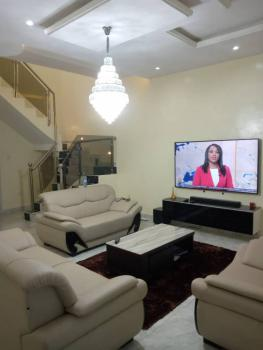Distress: Fully Furnished 4 Bedroom Duplex, Idado Estate Beside Chevron, Idado, Lekki, Lagos, Semi-detached Duplex for Sale