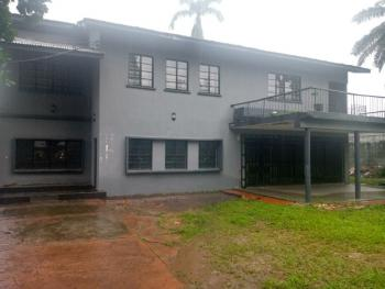 4 Bedrooms Detached House with Guest Chalet and 3 Rooms Bq, Gra, Apapa, Lagos, Detached Duplex for Rent