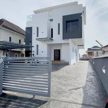 Brand New Contemporary 5 Bedroom Detached Duplex with Open Terrace and, Lakeview Estate 2,off Orchid Hotel Road By Chevron Toll Gate, Lekki Expressway, Lekki, Lagos, Detached Duplex for Sale