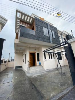 4 Bedrooms Semi Detached Duplex with Bq, Chevron, Lekki, Lagos, Semi-detached Duplex for Rent