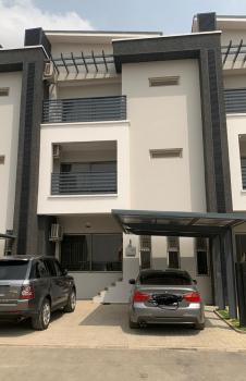 Newly Built and Astonishingly Finished 4 Bedroom Terraced Duplex, Jabi, Abuja, Terraced Duplex for Sale
