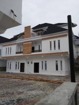 Luxury 4 Bedroom Semi Detached Duplex with a Bq, Oral Estate, Lekki, Lagos, Semi-detached Duplex for Rent