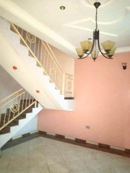 2 Bedroom Duplex in a Decent Environment with Federal Light, Eliozu, Port Harcourt, Rivers, Terraced Duplex for Rent