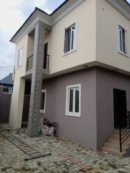 a New 3 Bedroom Duplex, Omole Phase 2, Ikeja, Lagos, Terraced Duplex for Rent
