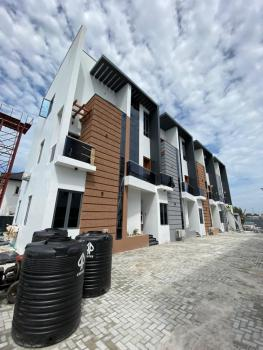 Luxury 4 Bedroom Terrace with a Room Servants Quarters, Ikate Elegushi, Lekki, Lagos, Terraced Duplex for Sale