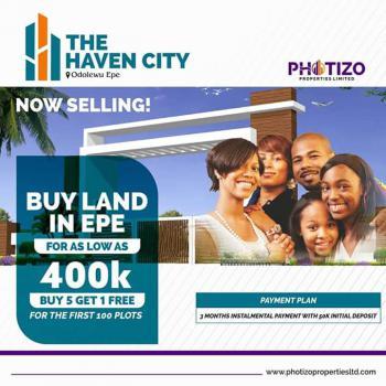 Land, Odolewu, Heaven City, Ijebu Ode, Epe, Lagos, Mixed-use Land for Sale