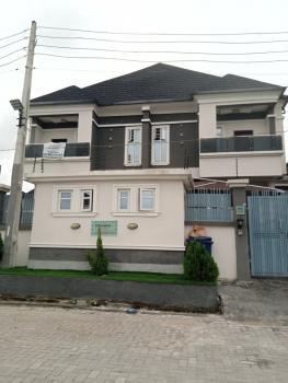 Magnificently Built 4 Bedrooms Semi Detached Duplex with Bq, Bera Estate Off Chevron Drive, Lekki Phase 1, Lekki, Lagos, Semi-detached Duplex for Sale