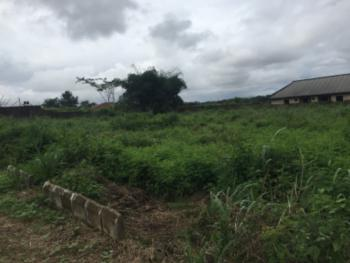 Buy a Property Which Is of Great Value for Your Money.two Plot of Land, Off Ugbor-amagba Road, Benin, Oredo, Edo, Residential Land for Sale