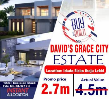 Estate Land, Facing Coastal Road Junction, Eleko, Ibeju Lekki, Lagos, Mixed-use Land for Sale