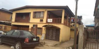 One Storey Building, Yussuf Street, Papa Ajao, Mushin, Lagos, Detached Duplex for Sale