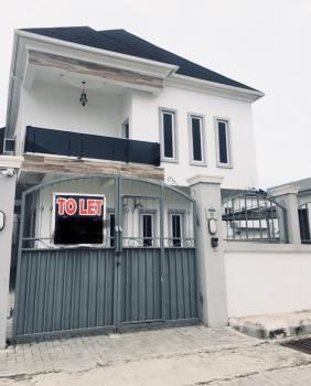 Newly Built 4 Bedrooms Fully Detached Duplex with Bq, Orchid Road, Lekki Phase 2, Lekki, Lagos, Detached Duplex for Rent