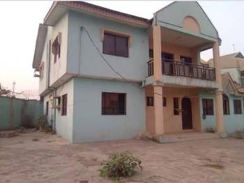 3 Bedrooms Flat (up and Down) on a Full Plot, New Oko-oba Phase 1, Abule Egba, Agege, Lagos, Block of Flats for Sale