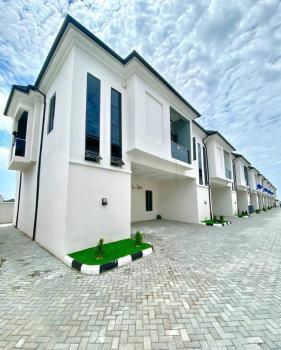 Fully Serviced 4 Bedroom Terraced Duplex, Orchid Hotel Road, Lekki, Lagos, Terraced Duplex for Rent