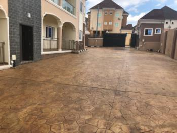 a Very Beautiful and Newly Built 3 Bedrooms Flat, Extension 3 F01, Kubwa, Abuja, Flat for Rent
