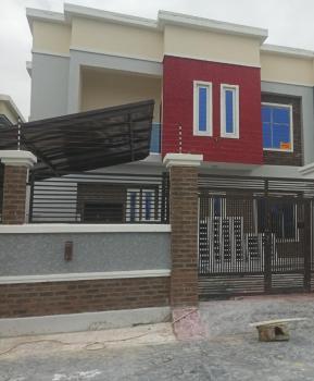 Top Notch Luxurious Fully Detached 4 Bedroom Duplex Plus Bq, After Chevron Toll Gate,ikota Lekki, Ikota, Lekki, Lagos, Detached Duplex for Sale