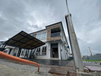 Lovely 4 Bedrooms Terrace (see Video), By Pinnock Beach Estate, Osapa, Lekki, Lagos, Terraced Duplex for Sale