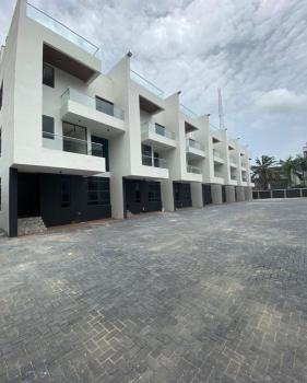 Brand New Luxurious 4 Bedroom Terrace Duplex, Off Kofo Abayomi, Victoria Island (vi), Lagos, Terraced Duplex for Rent
