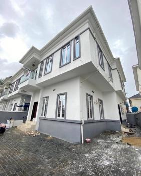 Massive 4 Bedroom Fully Detached Duplex, Osapa, Lekki, Lagos, Detached Duplex for Rent