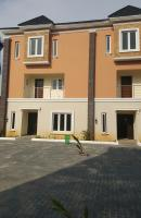 Exquisitely Finished 4 & 5 Bedroom Terraced Duplexes With Maiden Rooms,swimming Pool And More @ Jordan Estate ( Fully Serviced), Osapa, Lekki, Lagos, 5 Bedroom, 6 Toilets, 5 Baths House For Sale