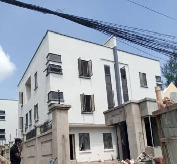 a Newly Built 4 Bedroom Semi-detached Duplex with a Rooftop Terrace, Parkview, Ikoyi, Lagos, Semi-detached Duplex for Sale