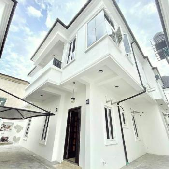 Luxury 5 Bedroom Detached Duplex and 1bq at a Good Location, Osapa London, Osapa, Lekki, Lagos, Semi-detached Duplex for Sale