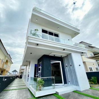 Top Notch 5 Bedroom Detached Duplex with Bq and Pool, Osapa, Lekki, Lagos, Detached Duplex for Sale