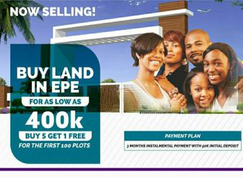 Land, The Haven City, Odolewu, Epe, Lagos, Residential Land for Sale