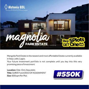 Affordable Ibeju Lekki Land, Ode Omi, Ibeju Lekki, Lagos, Mixed-use Land for Sale