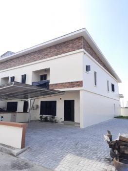 3 Bedroom Luxury Semi Detached Duplex with Bq, Chevron, Lekki, Lagos, Semi-detached Duplex for Sale
