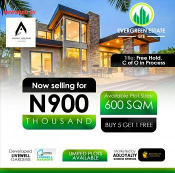Dry and Affordable Estate, Epe, Lagos, Residential Land for Sale