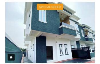 Newly Built 4 Bedroom Fully Detached Duplex, Chevron Toll Gate, Lekki Phase 2, Lekki, Lagos, Detached Duplex for Sale