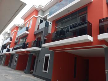 3 Bedroom Terraced Duplex with B/q, Oniru, Victoria Island (vi), Lagos, Terraced Duplex for Sale