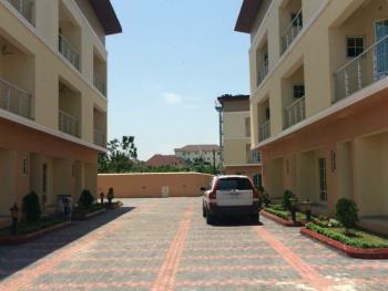 Beautifully Built 4 Bedroom Terrace Duplex with a Bq, Chevy View Estate, Lekki, Lagos, Terraced Duplex for Rent